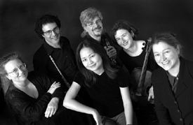 Empyrean Ensemble with featured pianist Amy Dissanayake
