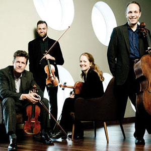 St. Lawrence String Quartet</a><br />with Todd Palmer, Clarinet